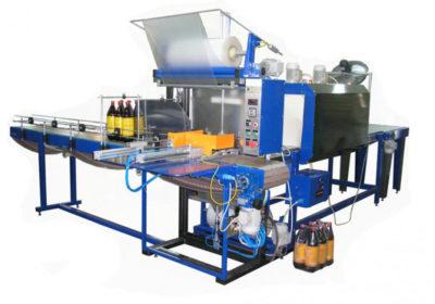 Оборудование для групповой упаковки пакетов УМ1Автомат