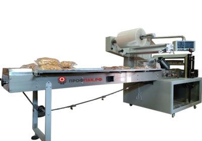 Оборудование для упаковки хлебобулочных изделий.