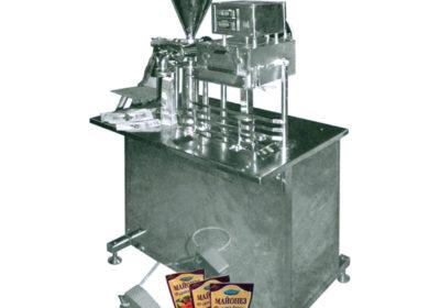 Полуавтомат для фасовки пастообразных в дой-пак.