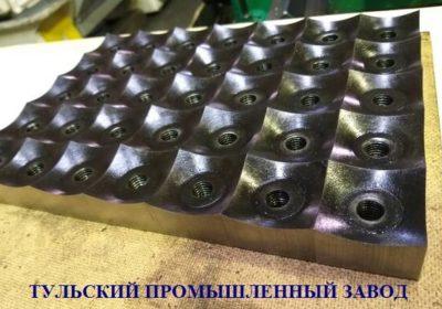 Нож для шредера 40 40 25мм от завода производителя.