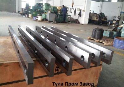 Ножи гильотинные по металлу 625 60 25мм в наличии Нижний Новгород
