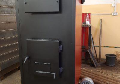Твердотопливные пиролизные котлы отопления.