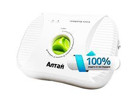 Очиститель воздуха-озонатор АЛТАЙ от вирусов.
