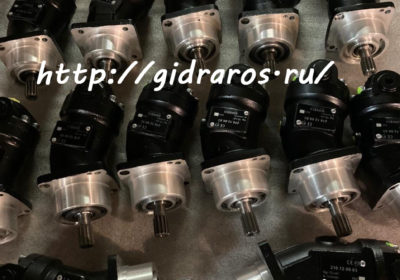Гидромоторы/гидронасосы серии 210.12