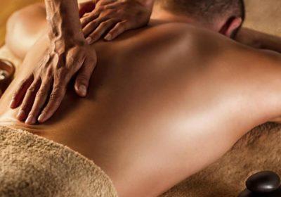 Профессиональный оздоровительный массаж.SPA